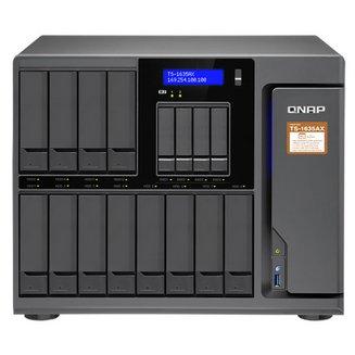 TS-1635AX-8GEthernet sans disque dur USB 3.0 16 baies RJ45