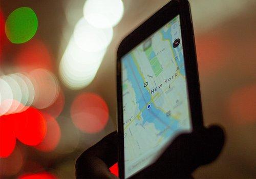 unsplash google maps