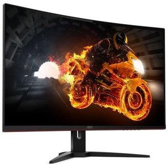 C32G1250 cd/m² 178° 1 ms 16:9 178 Full HD 80,000,000:1 3 an(s) 31,5 pouces 1 x VGA 2 x HDMI 1.4 FreeSync 1 x DisplayPort 1.2 1920 x 1020