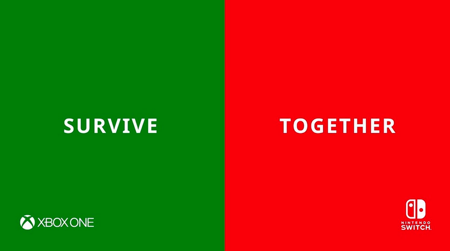 survive together xbox switch fortnite