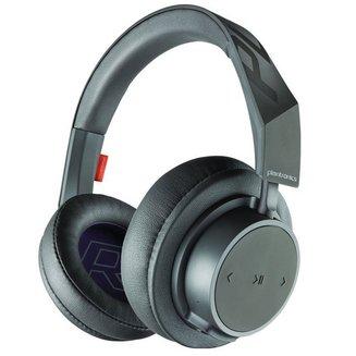 BackBeat GO 600 - Grissans fil 32 Ohm 175 grammes 10 mètres 50 Hz à 20 KHz Jack 3,5 mm Micro USB Bluetooth 4.1 Circum-aural Gris