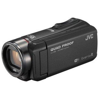 "GZ-RX605 - Noir200x Carte Mémoire Noir SDXC Wi-fi 3"" 2.5 Mpixel 40x 8 Go Sortie A/V Micro USB Sortie Mini HDMI SD SDHC tout terrain Oui 5 Heure(s) Full HD"