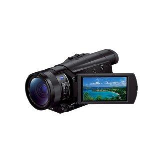 FDR-AX100E - NoirCarte Mémoire Micro SD 6 Lux Micro SDHC Wi-fi NFC 12x microSDXC Micro USB USB 2.0 14.2 Mpixels Oui 4K