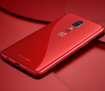 OnePlus dévoile le OnePlus 6 Red, version rouge de son smartphone phare