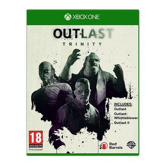 Outlast : TrinityWarner Bros. Action / aventure 18 ans et +