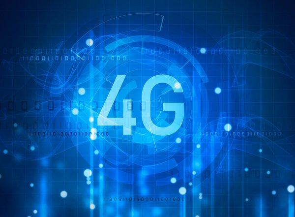 fotolia réseau mobile 4g lte