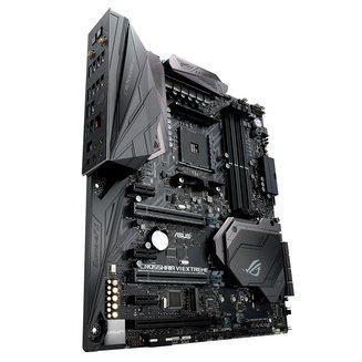 ROG CROSSHAIR VI EXTREME4 Oui Oui AMD AMD 64 Go 1 x PCI Express 3.0 x16 0 1 10 Serial ATA III Realtek 4 8 12 8 DDR4 E-ATX 8 3 x PCI Express 2.0 x1 Intel I211-AT Socket AM4 AMD X370 ALC 1220 1 X PCI Express 3.0 16x (8x) 1 X PCI Express 2.0 16x (4x)