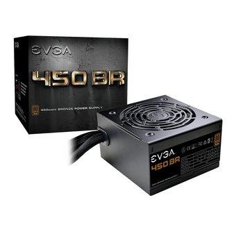 450 BR - 450W5 an(s) 450 Watts Alimentation ATX 80% avec ventilateur De 400 à 499 Watts 80 PLUS Bronze