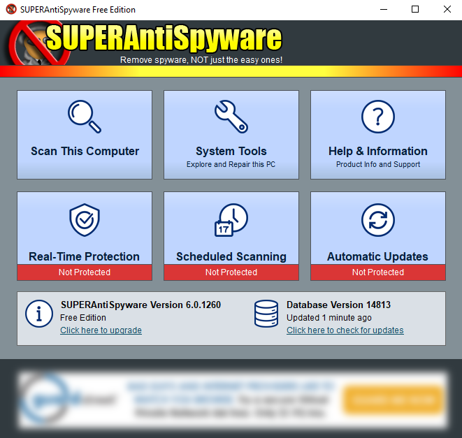 SUPERANTISPYWARE EN FRANCAIS TÉLÉCHARGER