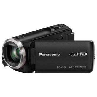 "HC-V180EF-KCarte Mémoire Sortie AV SDXC Mini HDMi 2,7"" 230 400 pixels 50x 1400 lux SD SDHC USB 2.0 Oui Full HD"