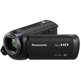 "HC-V380EF-KCarte Mémoire Sortie AV SDXC Mini HDMi 3"" 460 800 pixels 2.51 Mpixel 50x 1400 lux SD SDHC USB 2.0 Oui Full HD"