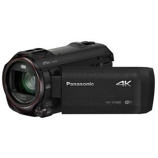 """HC-VX980EF-KCarte Mémoire Sortie AV SDXC 60x Wi-fi 3"""" 460 800 pixels 20x micro HDMI 18.91 Mpixel SD SDHC USB 2.0 Oui Ultra HD 4K"""