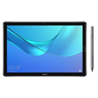 "MediaPad M5 Pro 10.8""  64Go LTE - Gris (53010BDY)avec clavier tactile 64Go Micro SD Android 4 Go 2560 x 1600 10,8 pouces Hisilicon Kirin MediaPad IPS Kirin 960 Android 8.0 (Oreo) 2,4 GHz USB Type C Femelle 1 x Casque (Jack 3.5mm Femelle)"