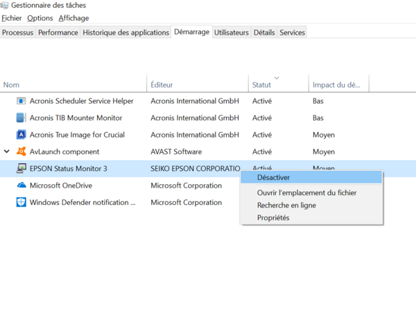 tutoriel windows 10