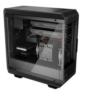 Dark Base Pro 900 Rev.2 (Fenêtre) - NoirATX Micro ATX Aluminium sans alimentation Oui Boitier grand tour Mini ITX XL-ATX 5 2 10 3 an(s) 10 180 mm E-ATX Noir