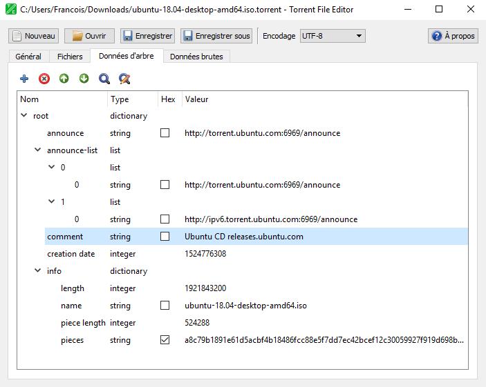 Telecharger Torrent File Editor Pour Windows Telechargement Gratuit