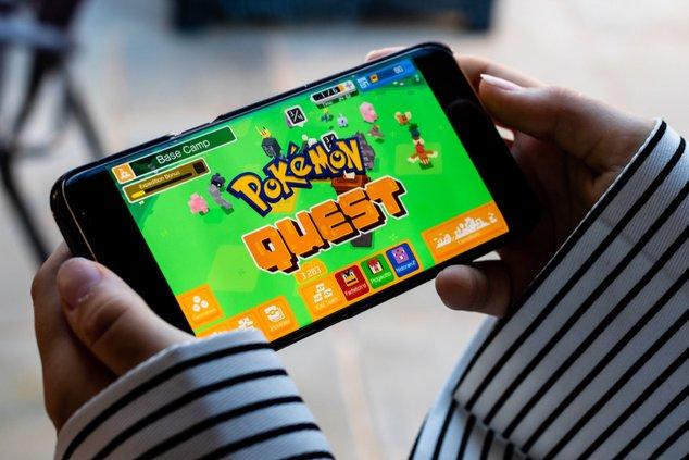 shutterstock pokémon quest