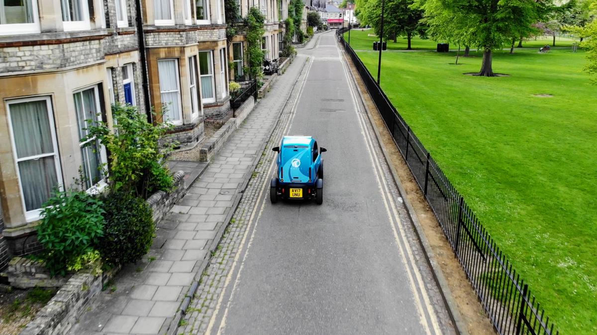 Wayve voiture autonome