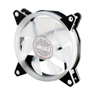 Vegas AR7Boîtier 120 mm Ventilateur 1500 tours/mn 1 23,8 dBA ABS (Plastique) 35,2 CFM