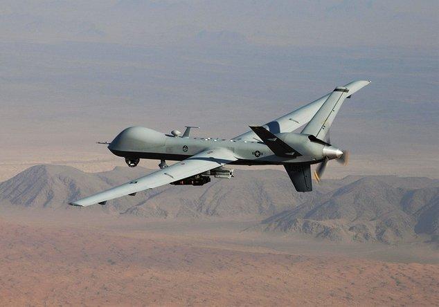 drone reaper mq-9a