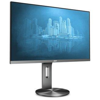 Q2790PQUavec haut-parleurs intégrés 178° 178° 350 cd/m² 2 x HDMI 27 pouces LED 6,1 Kg IPS 1 x VGA D-Sub 100,000,000:1 2 an(s) 4 ms Antireflet Support Pour Bureau 76 Hz 1 x DisplayPort 2560 x 1440 4 x USB 3.0 0,5 W 25 W 1 x Casque (Jack 3.5mm Femelle)