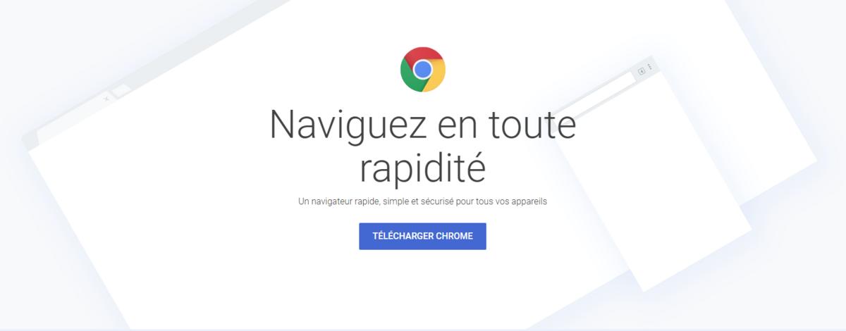 Téléchargez Chrome