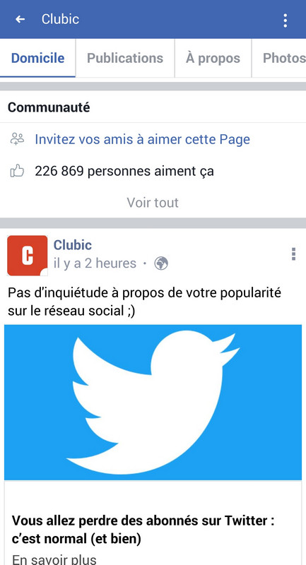 Télécharger Facebook Lite Android Gratuit