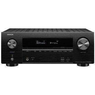 AVR-X2500H - NoirMP3 WAV WMA 7.2 2 x Entrées vidéo composite Dolby Atmos FLAC AAC Entrée audio numerique DTS:X 7 x Entrées HDMI 150 Watts Dolby True HD DSD DTS Neural:X DTS HD Master Audio sortie Subwoofer