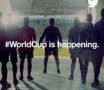 La folie de la Coupe du monde s'est emparée de Twitter : le bilan chiffré