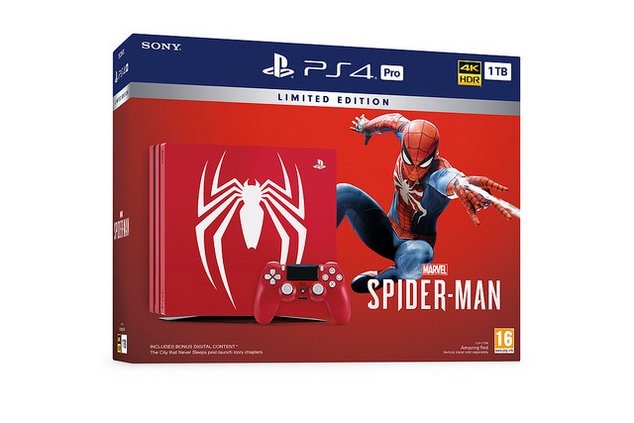 ps4 spiderman