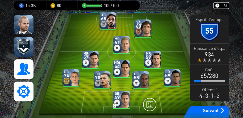 pes 4 complet clubic