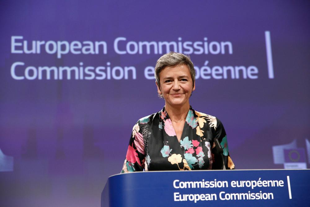Face aux GAFAM, Margrethe Vestager veut revoir les règles de la concurrence dans l'UE