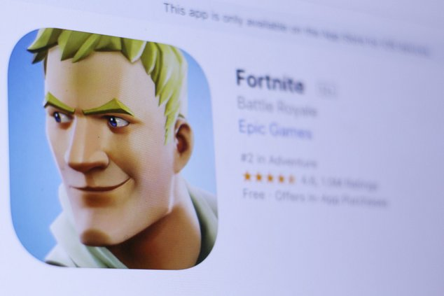 app fortnite