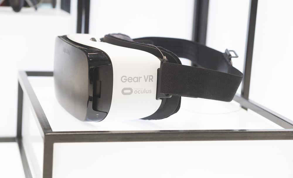 Casque Samsung VR