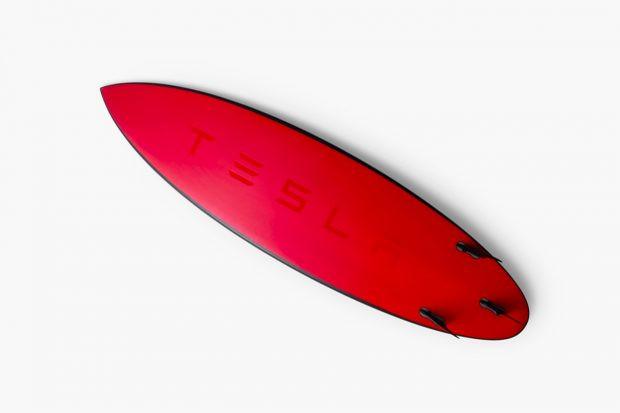 tesla surf
