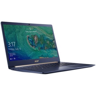 Swift 5 SF514-52T-57MK Bleu14 pouces 1920 x 1080 Quad-core (4 Core) 8 Go Intel Core i5 256 Go Oui 16:9 2 Cellules avec écran tactile 8 Go 2 an(s) Intel Core i5-8250U Bluetooth 4.0 Intel UHD Graphics 620 Windows 10 Famille 64 bits