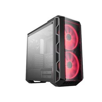 MasterCase H500 (Fenêtre) - Gris anthraciteBoitier moyen tour ATX Micro ATX Acier sans alimentation Oui Mini ITX 7 2 1 an(s) 2 200 mm