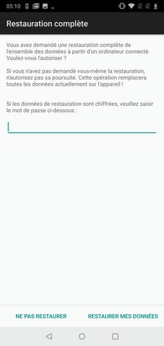 tuto youtube sombre android
