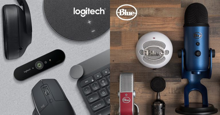logitech x blue microphones
