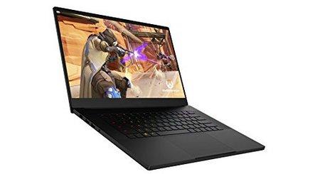 Blade 15 édition 2018512 Go 1920 x 1080 Intel Core i7 15 pouces 16 Go Ultrabook Oui 16:9 2,10 kg Noir Ultrabook 32 Go 7 Heure(s) 354,1 mm 235,0 mm 17,4 mm Windows 10 Famille 64 bits Intel Core i7-8750H Bluetooth 5.0 IEEE 802.11b/g/n/ac 6 cœurs / 12 threads NVIDIA Geforce GTX 1070 Max-Q 80 Wh