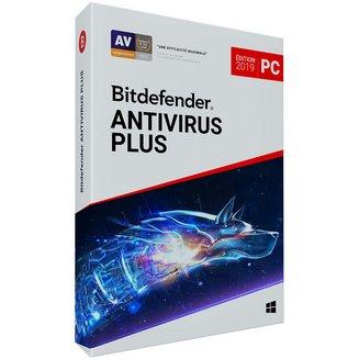 Bitdefender Antivirus Plus 2019 (2 ans 3 postes)Windows Logiciels antivirus et sécurité BitDefender