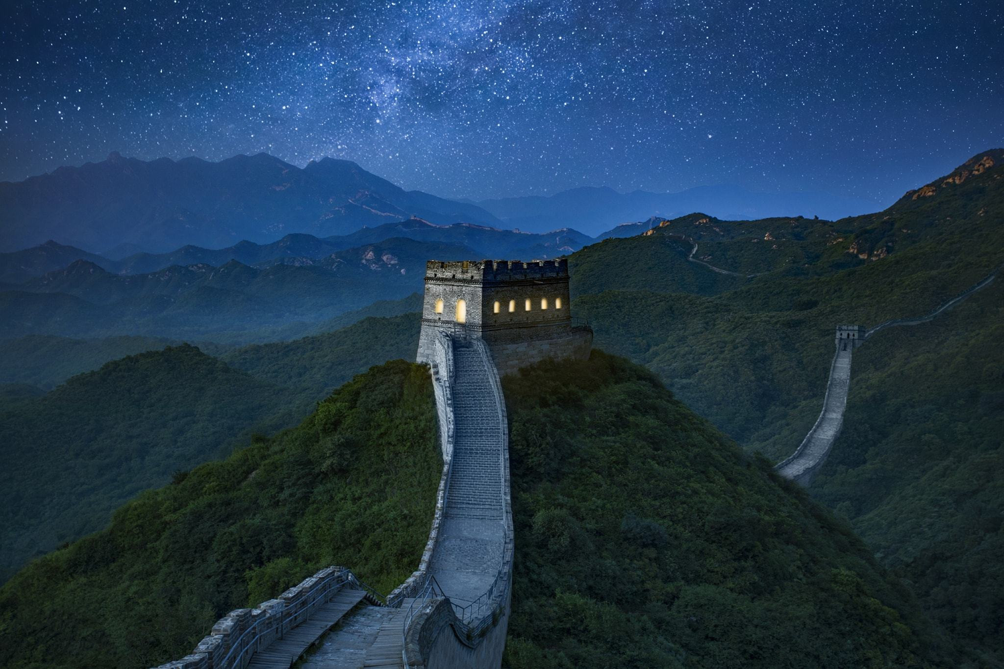 airbnb muraille chine