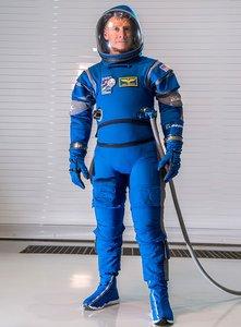 boeing astronaute david clark