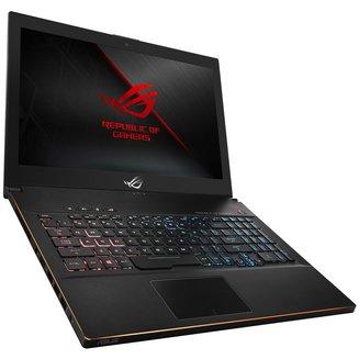 ROG Zephyrus GM501GM-EI005T1 To 1920 x 1080 Intel Core i7 4 Cellules 16 Go 256 Go Oui 15,6 pouces 16:9 NVIDIA GeForce GTX 1060 2 an(s) 2,45 kg Windows 10 Famille 64 bits Intel Core i7-8750H Hexa Core Bluetooth 5.0