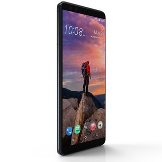 U12+ - Noir céramiqueMonobloc 2G (GPRS) Edge avec flash compatible MP3 MicroSD avec GPS avec écran tactile avec WiFi 3G+ Android avec APN 12 Mpixels 64 Go 6 pouces 4G LTE Smartphone Double SIM 23h MicroSDHC microSDXC 6 Go 188g Bluetooth 5.0 Qualcomm Snapdragon 835 Octa Core 2G 4G+ 2,8 GHz U12+ USB 3.1 Type C Femelle noir céramique