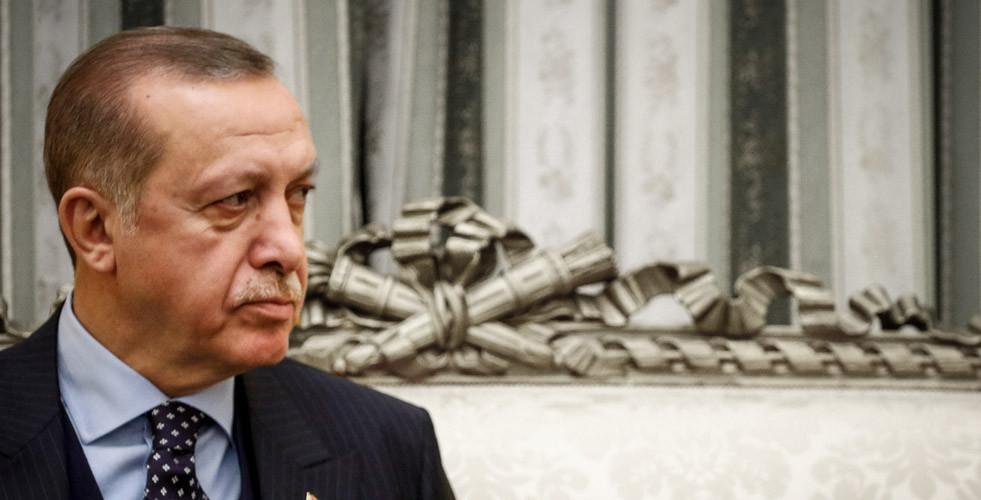 le président turque erdogan en grèce (2017)