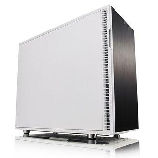 Define R6 WhiteBoitier moyen tour ATX Micro ATX sans alimentation Oui Acier Mini ITX 140 mm Blanc 6 6 1 8 E-ATX