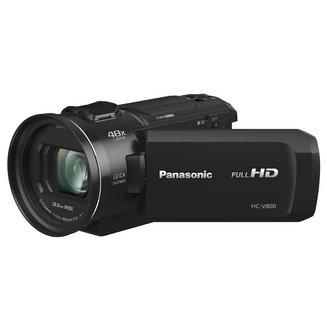"HC-V800EF-KSecure Digital Carte Mémoire Secure Digital HC SDXC Wi-fi 3"" 460 800 pixels Sortie HDMI 1400 micro HDMI 24x USB 2.0 Caméra grand angle Oui 6,17 Mpixels"