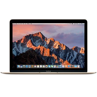 "MacBook 12"" Retina 1.1 GHz 256Go Or (MNYK2FN/A)12 pouces 8 Go 256 Go Oui 16:10 Intel HD Graphics 615 Intel Core M Core M 1,1Ghz 0,92 Kg Bluetooth 4.2 Dual Core Mac OS X 10.12 Sierra 2304 x 1440"