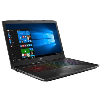 ROG STRIX SCAR GL703GM-EE044T1 To 1920 x 1080 Intel Core i7 8 Go 4 Cellules 17,3 pouces Oui 16:9 128 Go NVIDIA GeForce GTX 1060 2 an(s) 2,95 kg 32 Go Windows 10 Famille 64 bits Intel Core i7-8750H Hexa Core Bluetooth 5.0